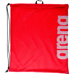arena Team Mesh Sports Bag team red